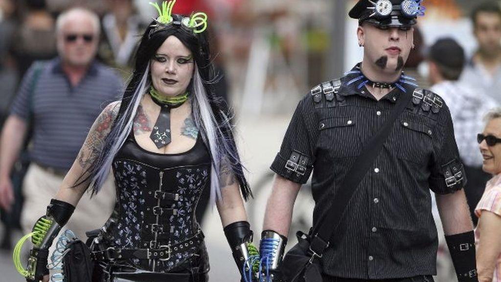 Festival gótico en Alemania