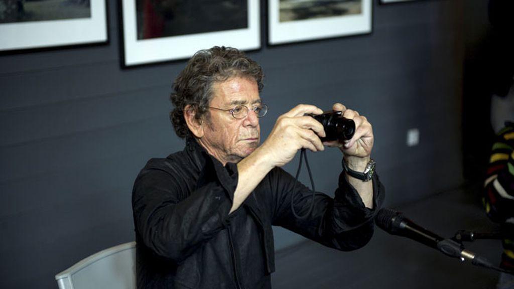 Lou Reed, cineteca madrid lou Reed
