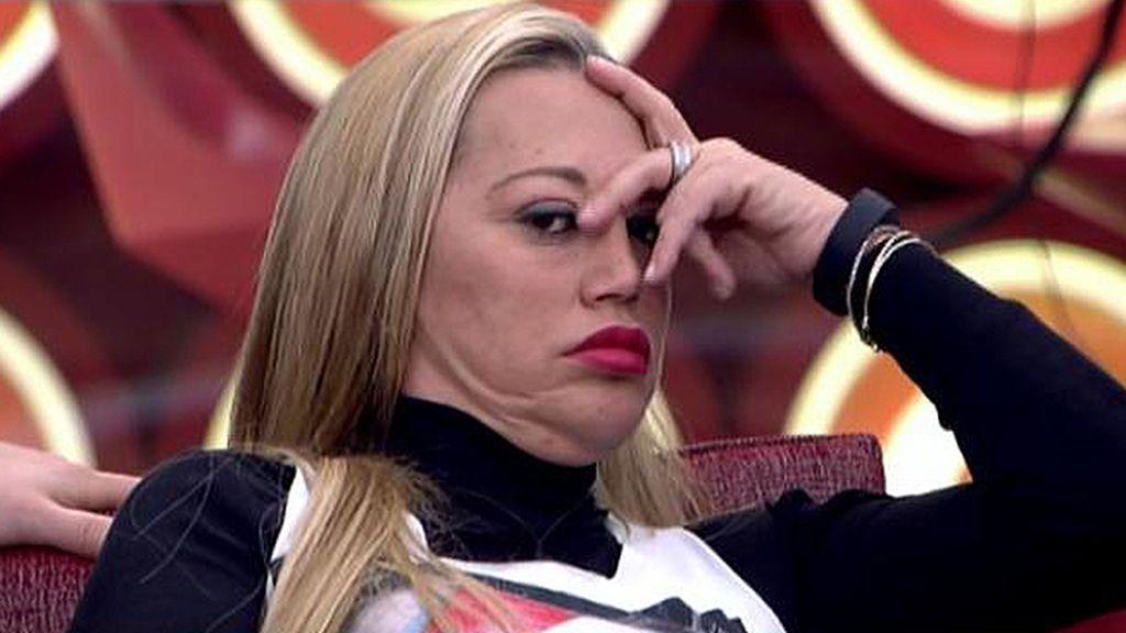 """Belén Esteban: """"Si la gente me quiere fuera, pues que me echen"""""""