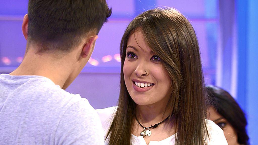 Cristina conquista a Lukas con una milanesa