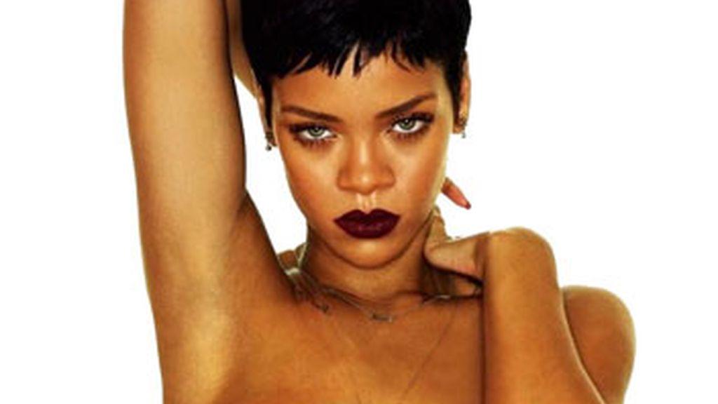 Rihanna, censurada, portada álbum,
