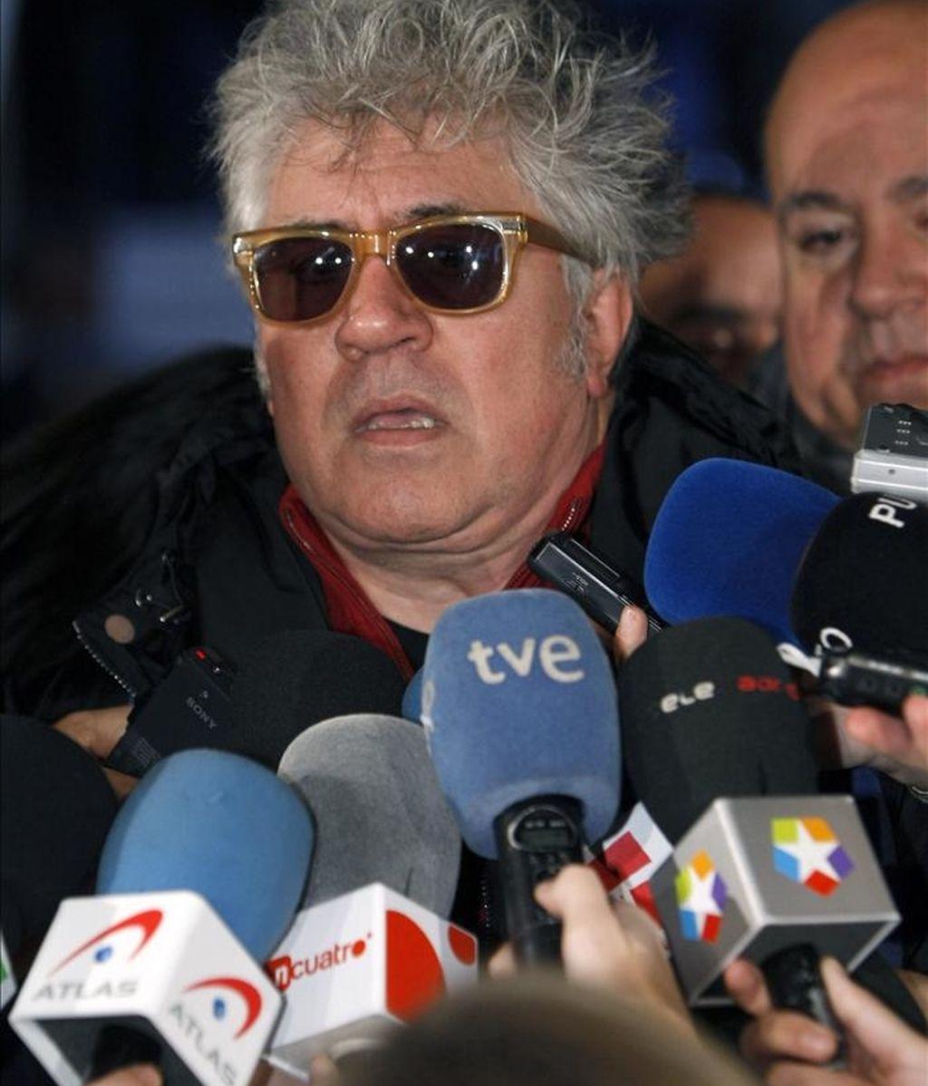 El cineasta Pedro Almodóvar. EFE/Archivo