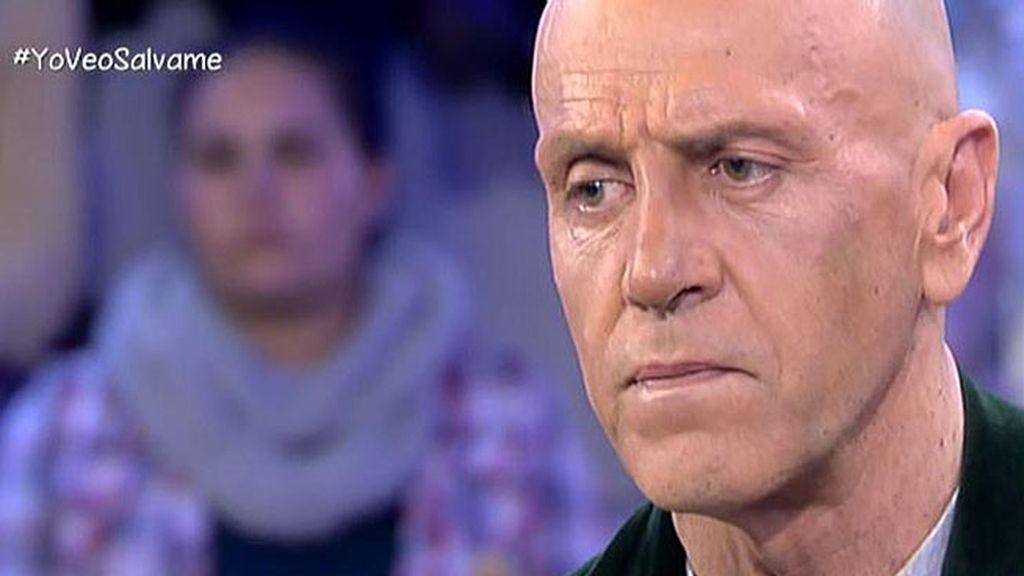 """Matamoros, sobre Diego: """"El amor de un padre y la paciencia tampoco son infinitas"""""""