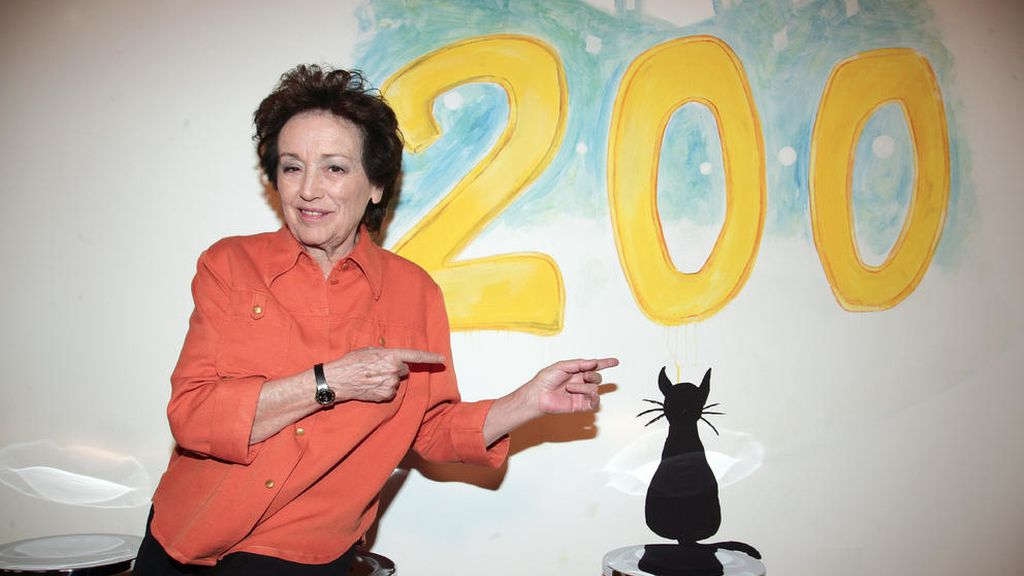 ¡Hasta siempre, Amparo Baró!