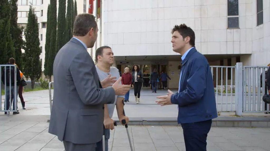 """Cristóbal: """"Quien me ha estafado no es el fondo, sino el Gobierno de Madrid"""""""