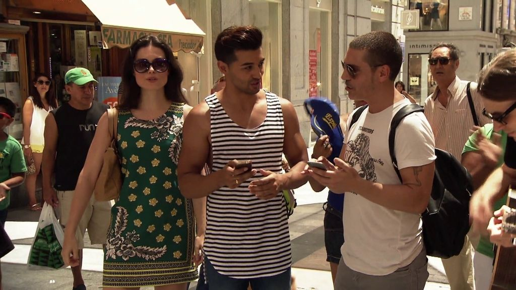 """Jorge decide cantar en plena calle: """"¡Aquello parecía un concierto!"""""""