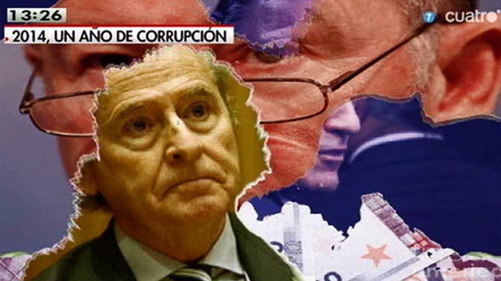 Repasamos quiénes han sido los corruptos del año 2014