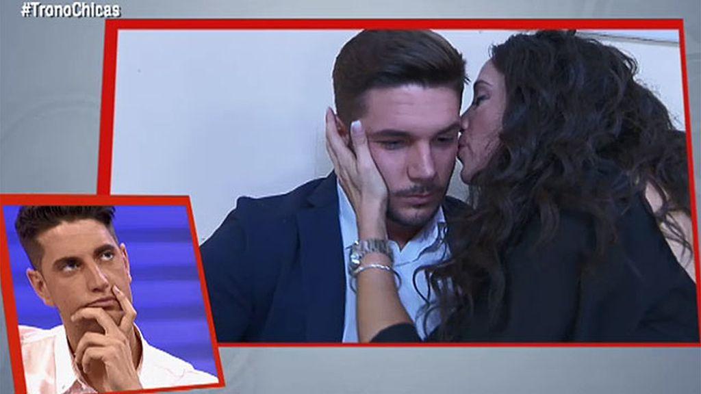 El reencuentro más esperado de Samira y Adrián tras la final