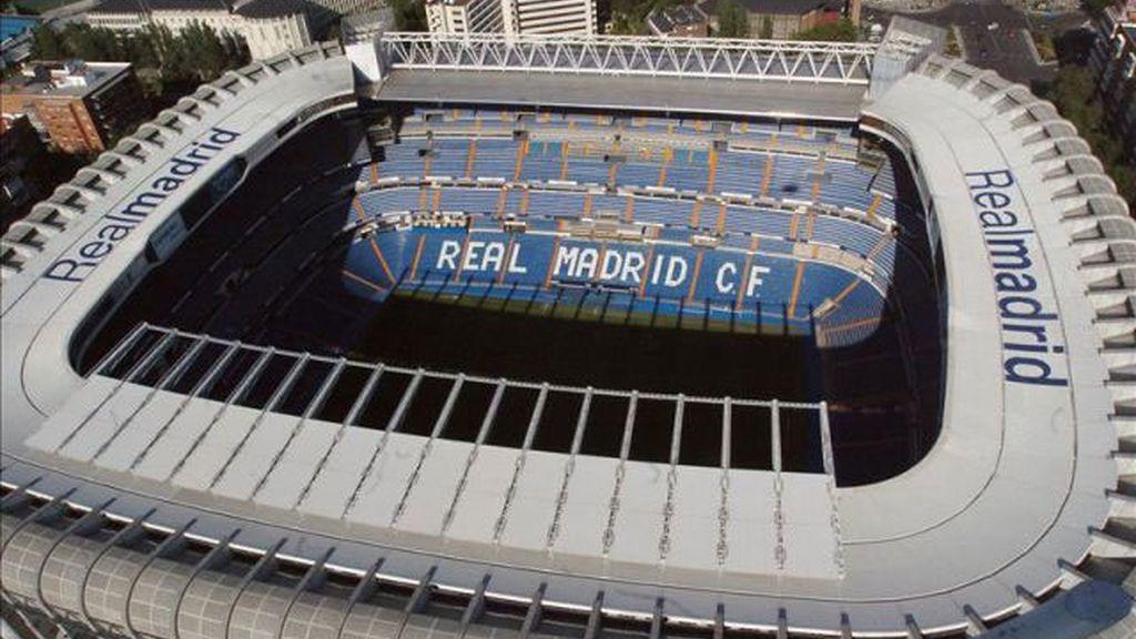 Estadio Santiago Bernabe
