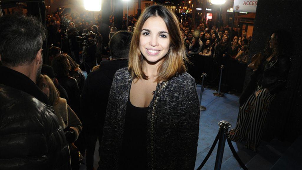 Elena Furiase, recién elegida embajadora en la lucha contra el cáncer de mama
