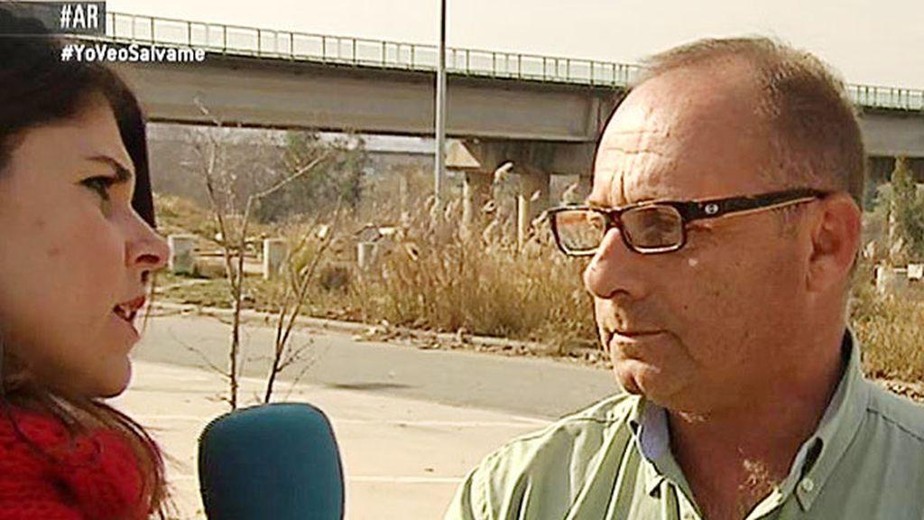 """Antonio del Castillo: """"Es factible que haya algo relacionado con Marta en los pozos"""""""