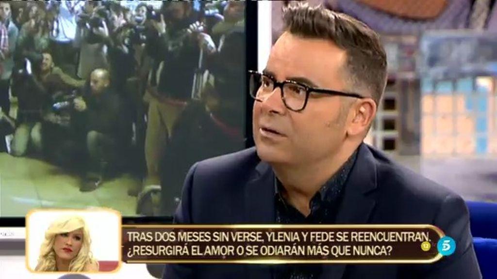 """Jorge Javier: """"Me da alegría que mi madre tenga metas que le hagan ilusión"""""""
