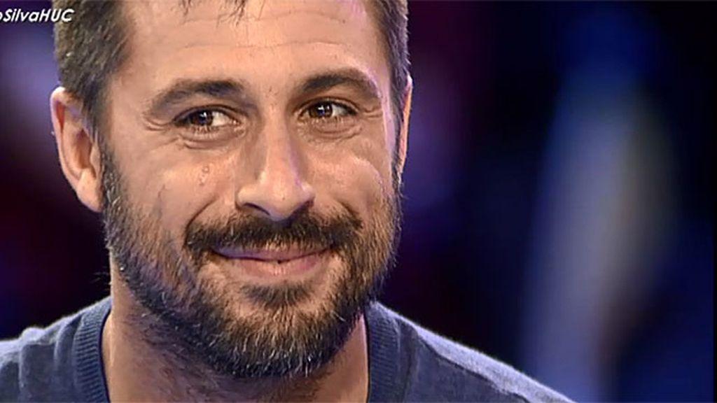 """Hugo Silva: """"Los nuestros' es una serie fantástica, es una salvajada"""""""