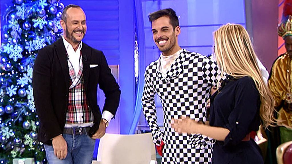 Jorge hipnotiza a Elisa... ¡y a Nacho!
