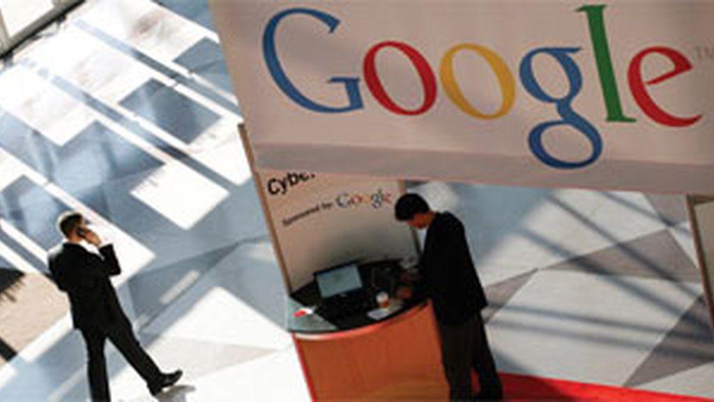 Google+ no cuaja entre los directivos de Google. Foto: Archivo / AP.
