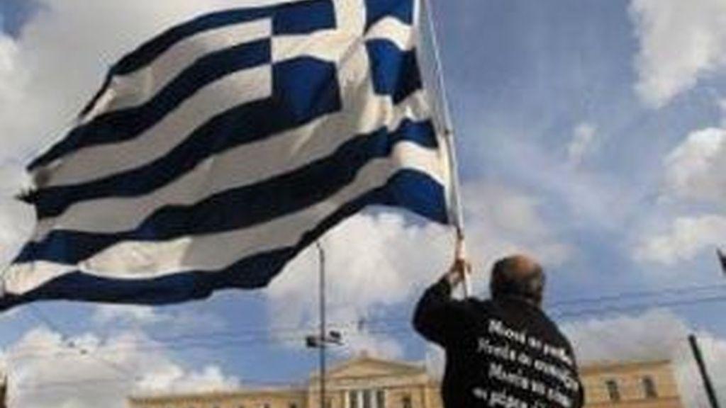 Grecia lucha por la estabilidad. Foto: EFE.