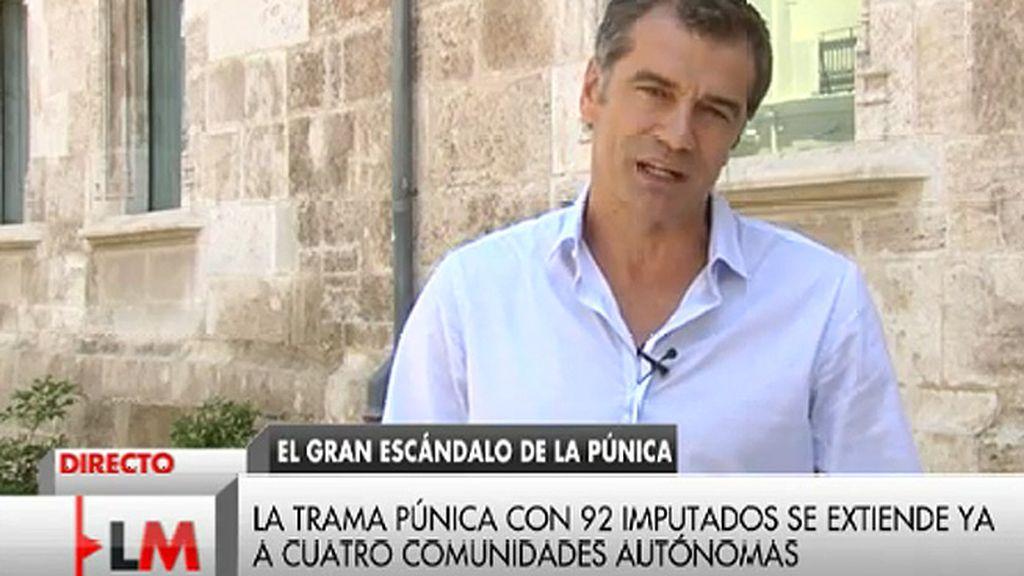 """Toni Cantó: """"El PP ha desgobernado y ha maltratado a los ciudadanos"""""""