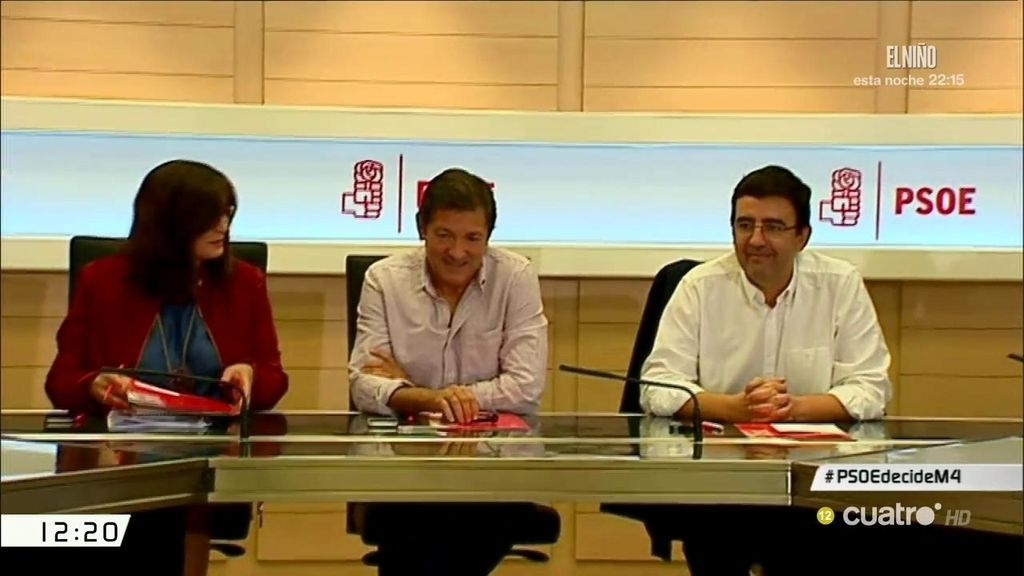 ¿Está castigando la gestora del PSOE a los 'díscolos' que defendieron el 'no'?