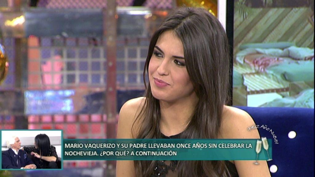 """Sofía, del miembro de Suso: """"Es pequeñita"""""""