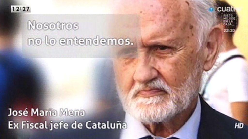 """""""La abogacía del Estado y la Fiscalía General sabrán por qué Jordi Pujol Jr. es una excepción en la aplicación de la ley"""""""