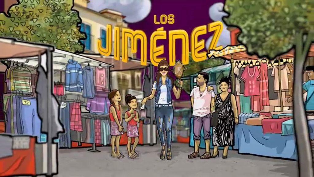 Los Jiménez, los auténticos 'reyes del mercadillo' de Plasencia