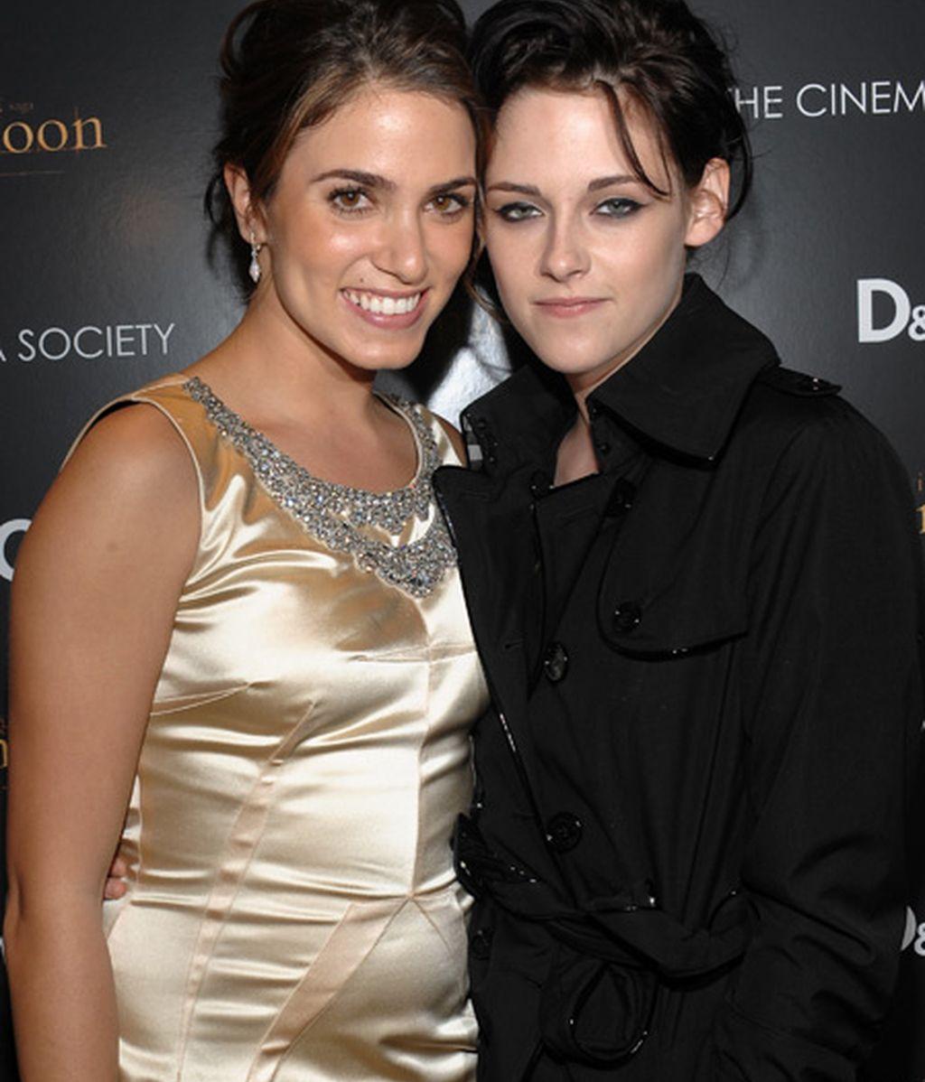 Kristen Stewart y Nikki Reed