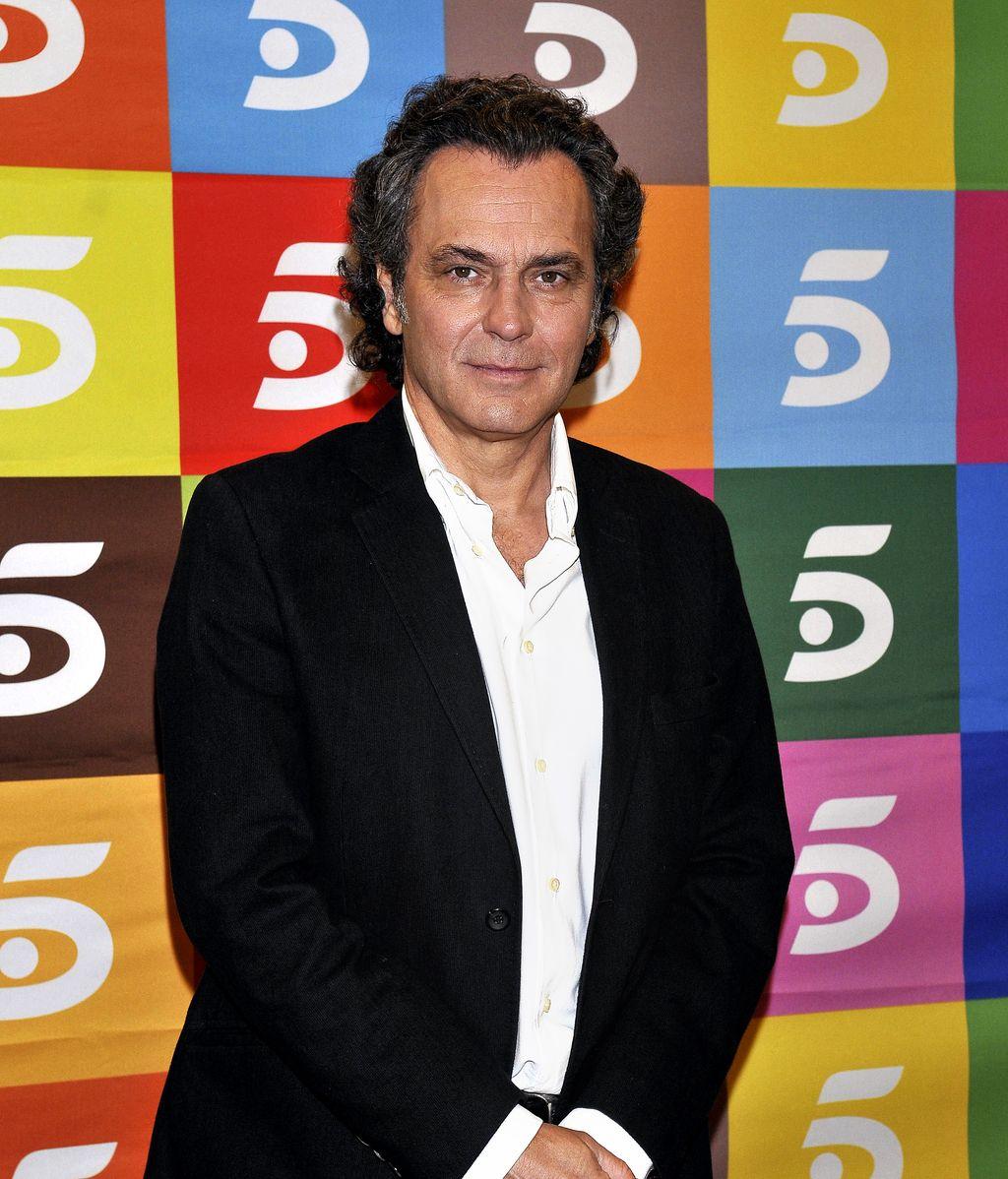 En la presentación de 'Acusados' 2ª temporada, en enero 2010