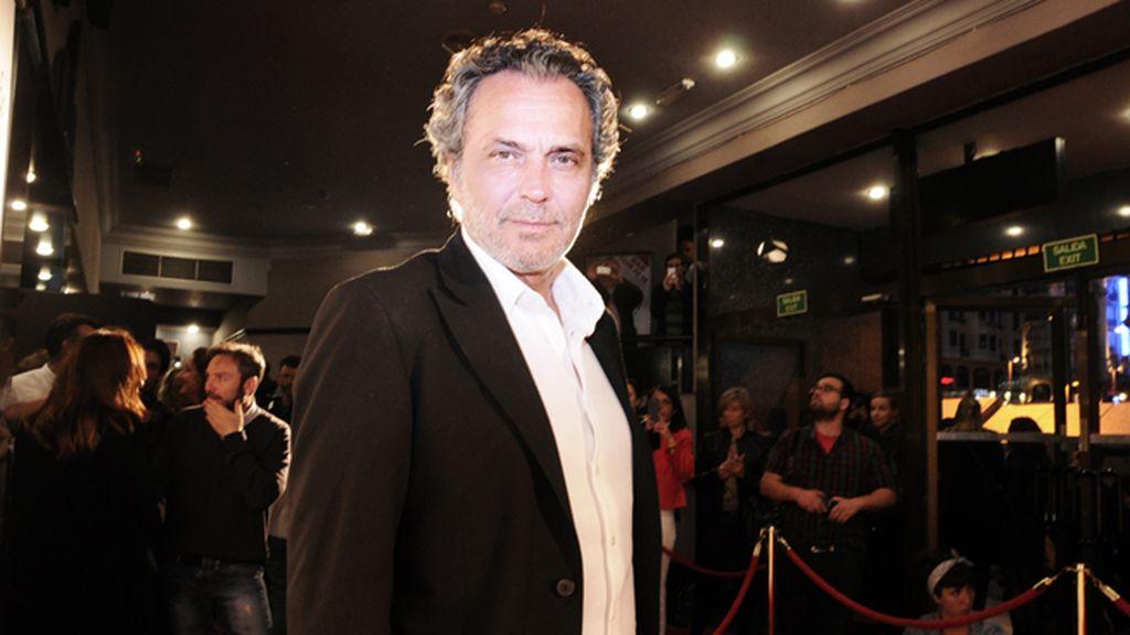 """José Coronado, uno de nuestros actores más prolíficos, presenta ahora """"Hijo de Caín"""""""