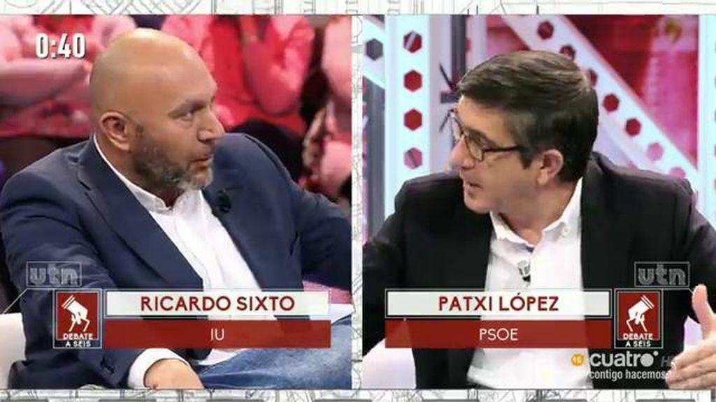 Los candidatos preguntan al PSOE: ¿Vais a derogar la reforma laboral que promovisteis?