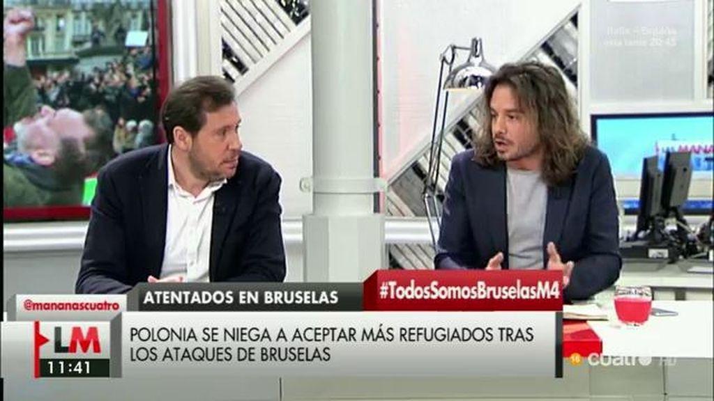 """Miguel Vila: """"La política de dar patadas al avispero no funciona contra el terrorismo"""""""