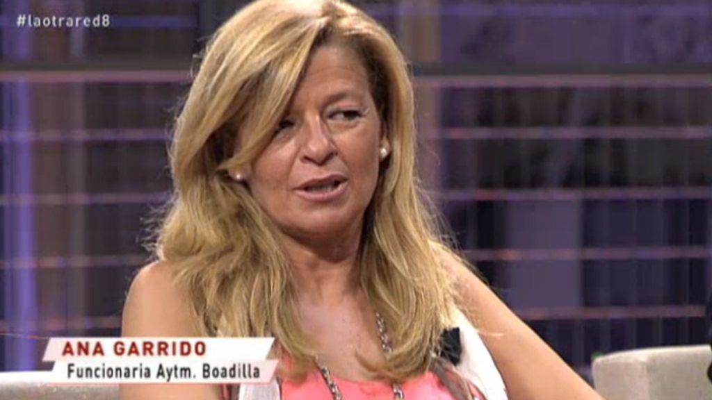 """Ana Garrido: """"A pesar del sufrimiento, no me arrepiento de lo que he hecho"""""""