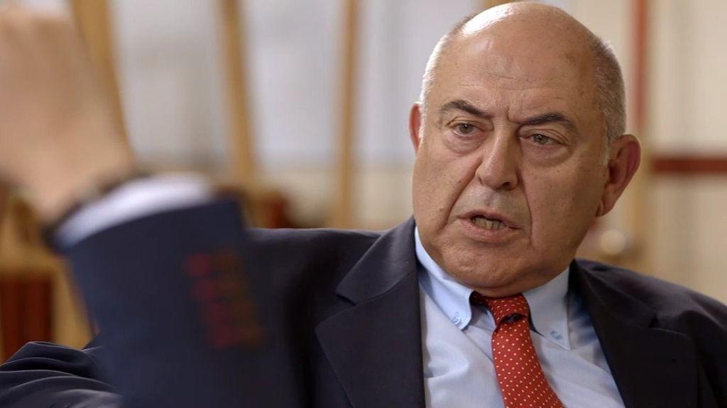 """José Antonio Marina: """"Los cachetes se tienen que dar en un ambiente de cariño"""""""