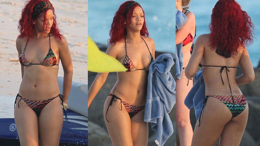Los bikinis de Rihanna