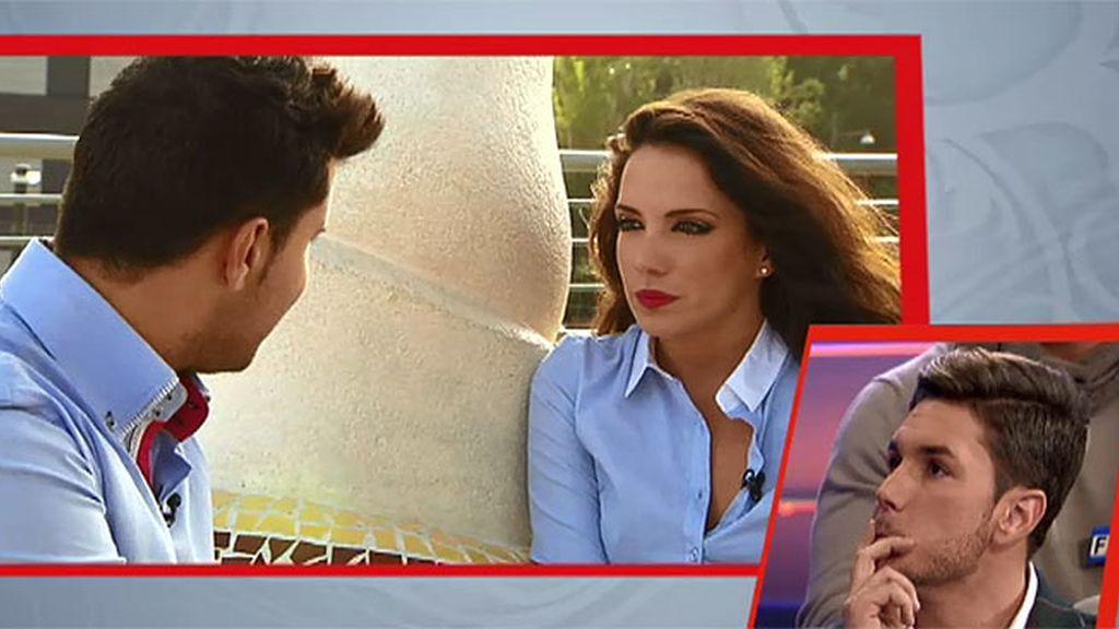 Cita Samira y Javier (28/11/2014)