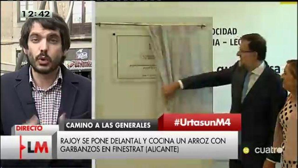 """Ernest Urtasun: """"Me entristecería que un sistema corrupto como el PP volviera a sacar un gran resultado el 20 de diciembre"""""""