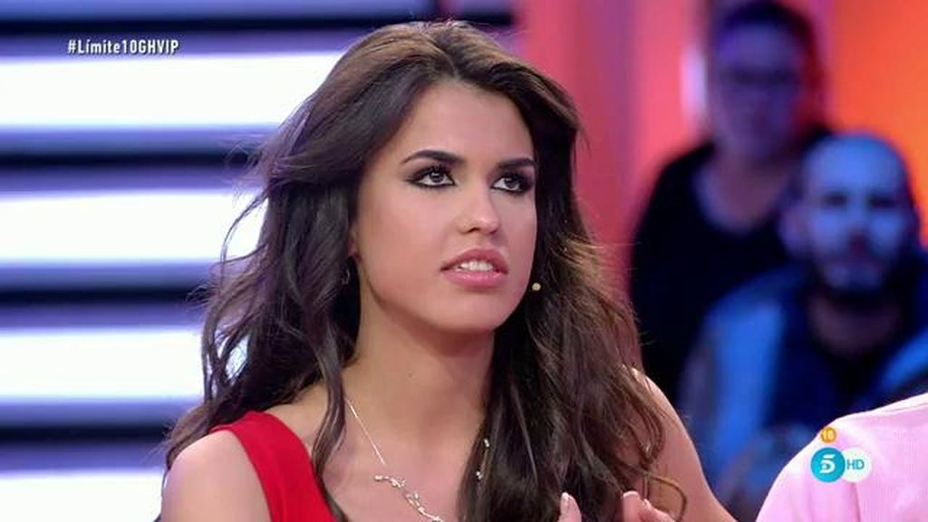 "Sofía, de Suso e Ylenia: ""Esa relación me parece patética, a Suso no le gusta nada"""