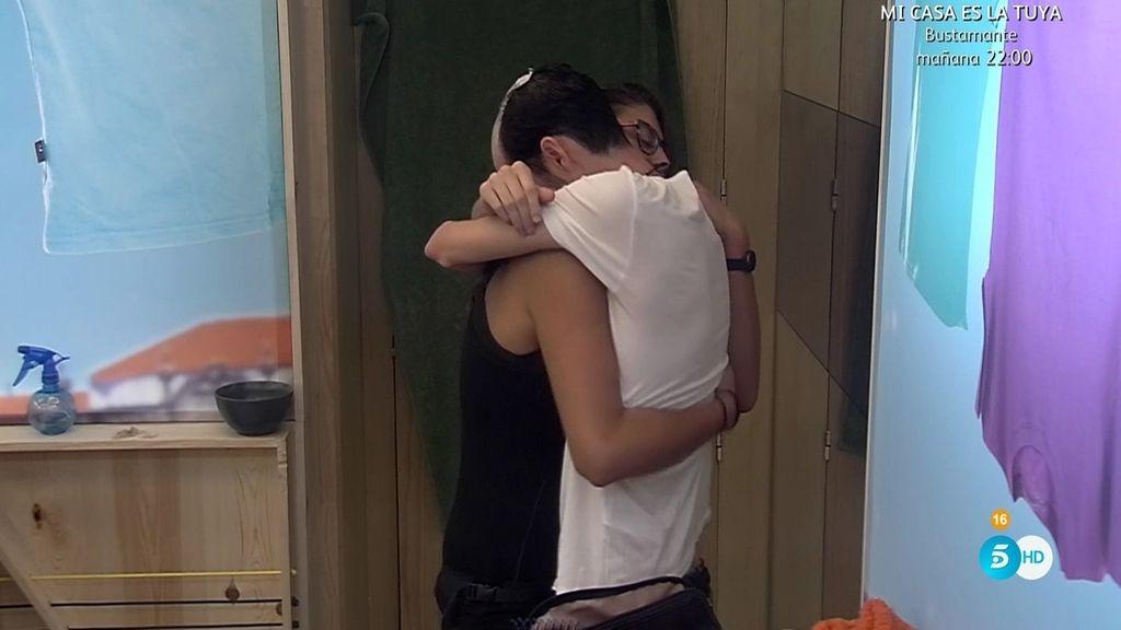 """Miguel confiesa su secreto a Clara: """"Seguirás siendo siempre Miguel para mí"""""""