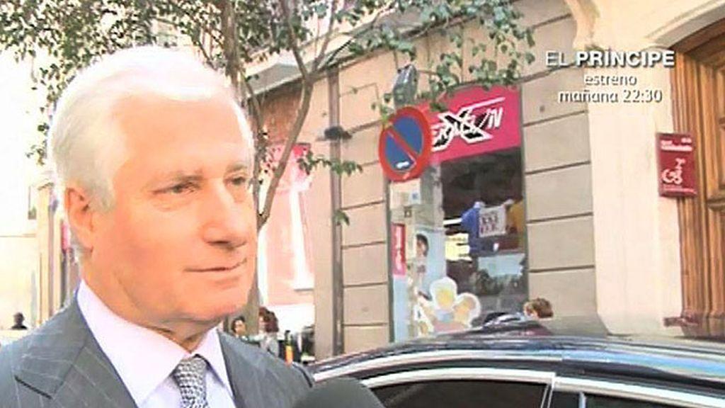 """El duque de Alba y la marcha de Cayetano de Liria: """"Necesito sitio para mis hijos"""""""