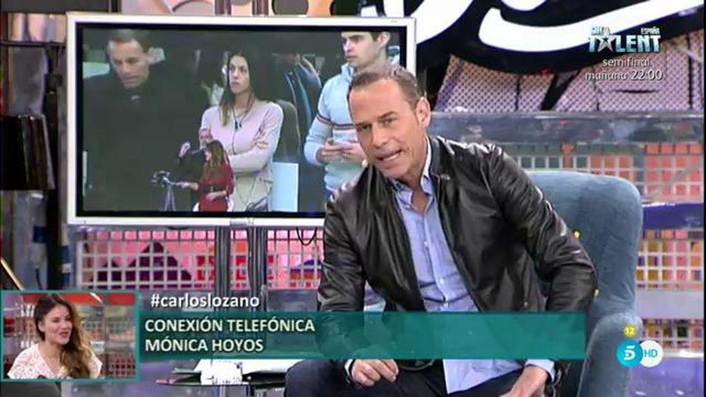 """Reproches entre Carlos Lozano y Mónica Hoyos: """"Tengo derecho a rehacer mi vida"""""""