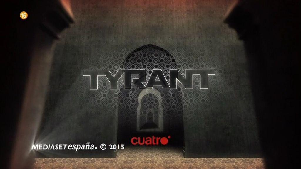 Cuatro se viste de estreno con 'Tyrant'