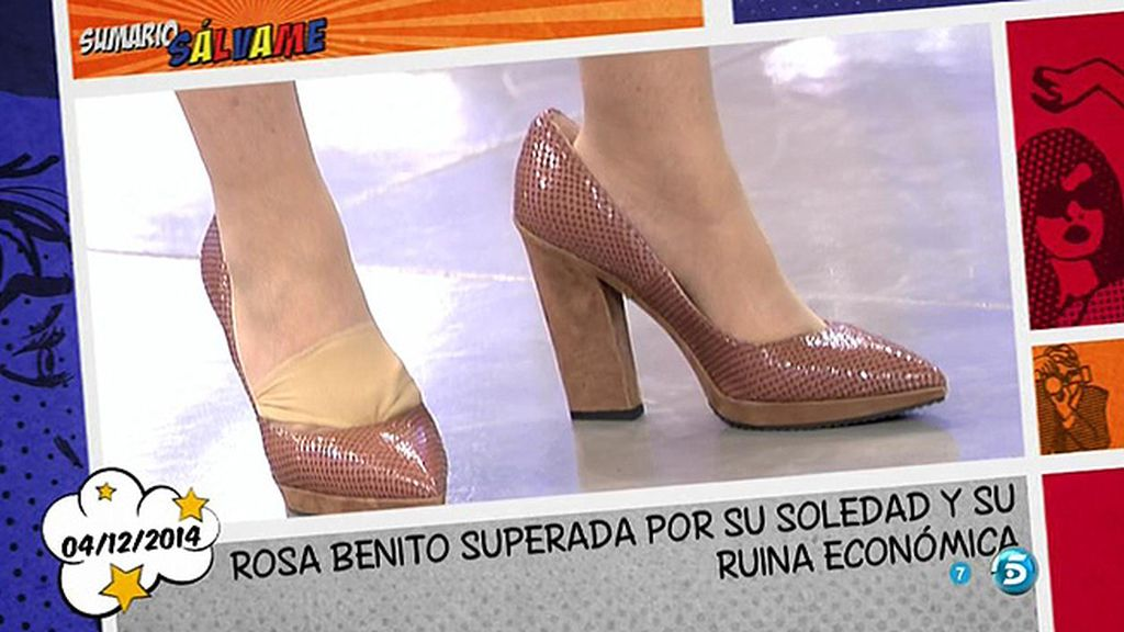 El porqué de los zapatos de Mila Ximénez