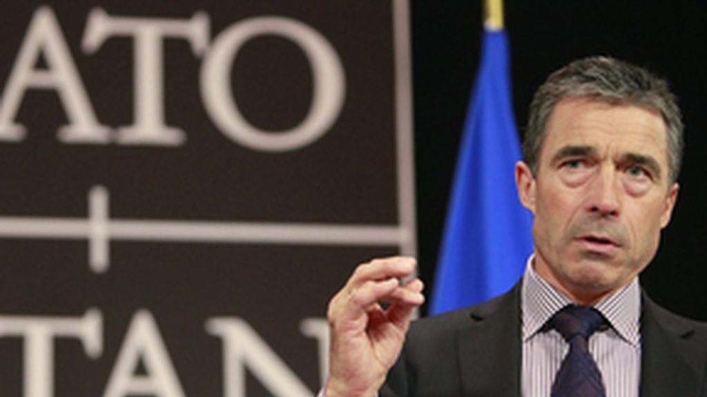 La OTAN no quiere problemas. Foto: EFE.