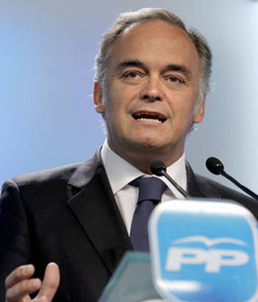 Esteban González Pons, en una imagen de archivo. Foto: EFE