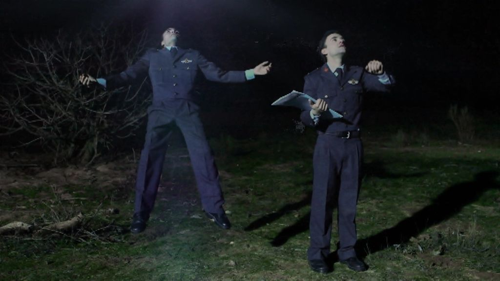 Segundo caso del archivo Cámara: el mismo capitán levita para que le contacten