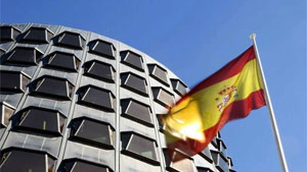 Sede del Tribunal Constitucional. Foto: EFE