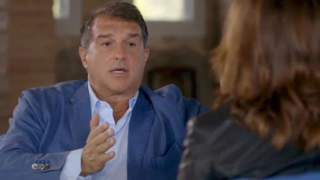 """Joan Laporta: """"El mayor error de Bartomeu y de Rosell ha sido su resentimiento"""""""