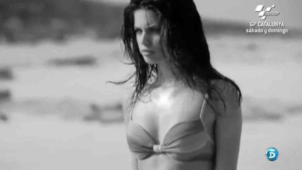 La modelo ha protagonizado una importante campaña de bikinis