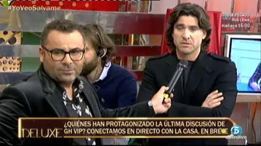 """Toño, representante de Belén Esteban: """"Tampoco comparto su actitud en GHVIP"""""""