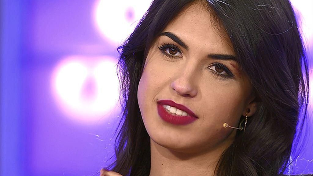 """Sofía: """"Estoy muy preocupada por la cicatriz"""""""