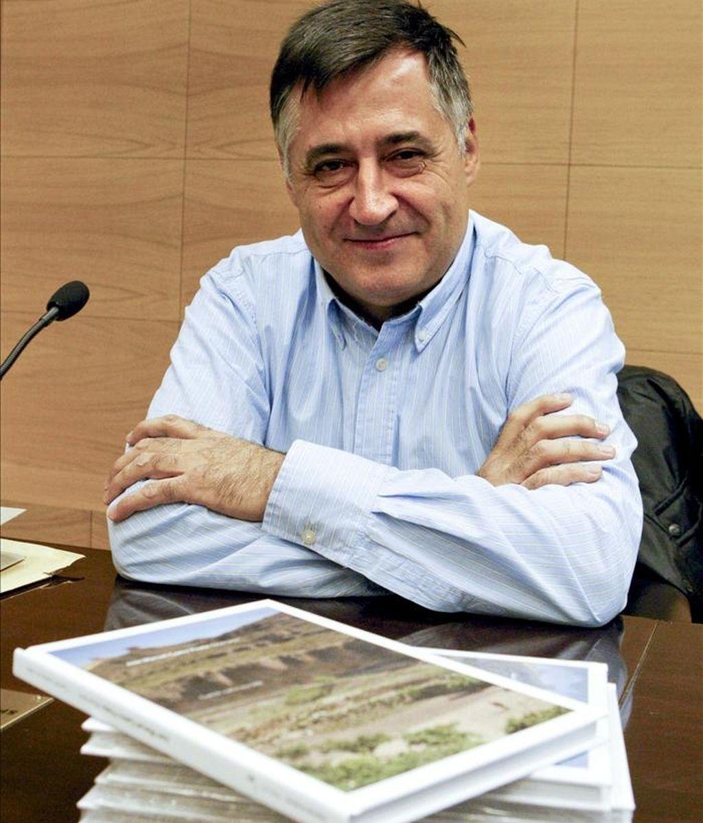 El fotoperiodista Gervasio Sánchez. EFE/Archivo